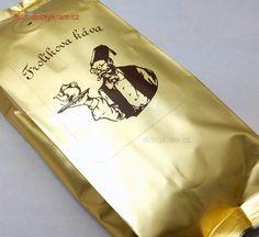 Frolíkova káva - zrnková káva Prezident - 100% arabika z Afriky Reusable Tote Bags, Africa