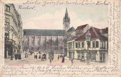 AK Ansichtskarte  1904 Königsberg Kaliningrad Gesekus Platz, Bahnpost Tilsit
