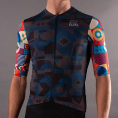 Women Cycling Jersey Short Sleeve for Outdoor Sport Colorful Flowers Pattern