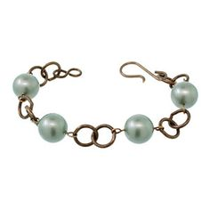 Pearls of Wisdom Bracelet | Fusion Beads Inspiration Gallery