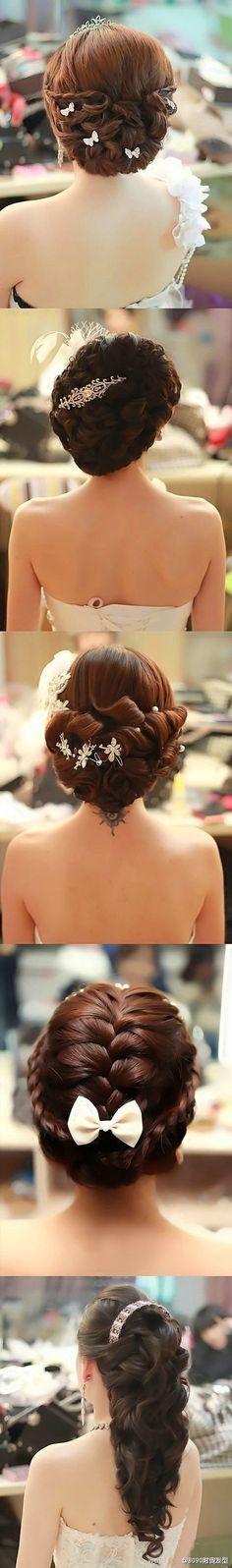 hairstyle for wedding - zzkko.com