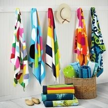 Brand Name Beach Towels from Tuesday Morning $12.99