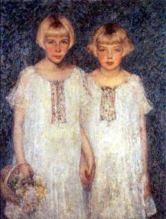 Helen Maria Turner (1858-1958) - The Sisters