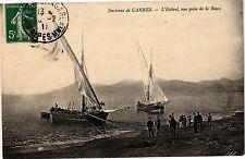 CPA  Environs de Cannes - L'Estérel vue prise de la Bocca  (203724)
