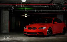 Image for Red BMW M3