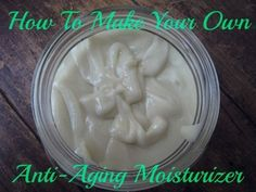 Homemade Anti Aging Cream: Banish Those Wrinkles Naturally #bestantiagingcream #homemadewrinklecreamsskincare