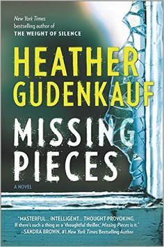 Mrs. Mommy Booknerd's Book Reviews: #MMBBR Showcases: Missing Pieces by Heather Gudenkauf @hgudenkauf