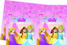 Disney Prinsessat -pöytäliina