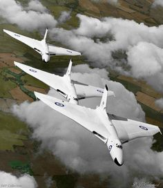 Early Vulcans in formation
