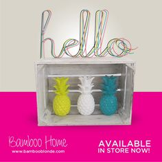 Bamboo Blonde launches Bamboo Home... Available now in our Oberoi Store. @bambooblondeindo #bamboohome #lovebambooblonde #fashion #bali