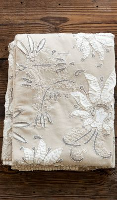 Alabama Chanin quilt