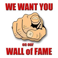 Hostwinds Wants YOU on our WALL of FAME! - http://www.hostwinds.com/blog/news/hostwinds-wants-you-on-our-wall-of-fame/