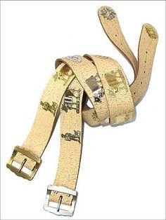 Walter Maurer:Produkte·Appenzeller - Gürtel·Art. 2514 C Belt, Accessories, Fashion, Fashion Styles, Products, Moda, Waist Belts, Belts, Fashion Illustrations