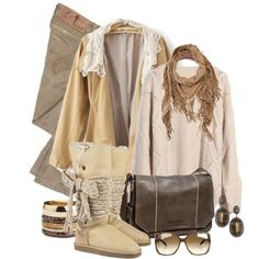 """""""UGG Only!"""" by leegal57 on Polyvore"""