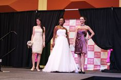 {Tri-Cities Pink Bridal Show Recap, Summer 2013} || The Pink Bride www.thepinkbride.com || Images courtesy of Andrea McKee. || #tricities #kingsport #johnsoncity #bristol #bridalshow #pinkbridalshow #weddingplanning #bride #groom