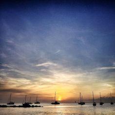 "Repost from Instagram ! #WeLike ! #Madinina by @lesjolismoments ""C'était vendredi dernier #fridaysunset #martinique #martiniquefwi #frenchwestindies #troisilets #pointedubout #sunset"" http://ift.tt/1MLcnL0"