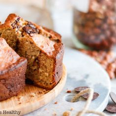 Plats Healthy, Banana Bread, Brunch, Desserts, Food, Sport, Sweet Recipes, Cooking Recipes, Tailgate Desserts