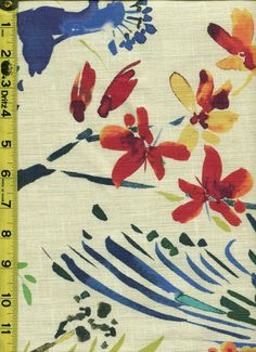 img9673 from LotsOFabric.com! A multicolor pattern with peacocks print. Order swatches online or shop the Fabric Shack Home Decor collection in Waynesville, Ohio. #drapery #upholstery #bedding #decor #interiordesign #inspo