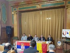 LJUBOMIR BRÂNDUŞAN, NOUL PREŞEDINTE AL UNIUNII ROMÂNILOR DIN SERBIA