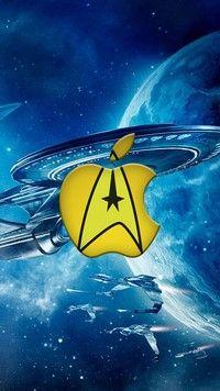 iPhone 7 Wallpapers Star Trek Enterprise