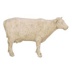 Benzara Cow Figurine