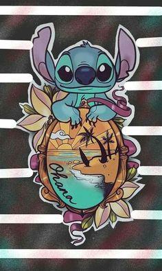 P I N T E R E S T @patriciaperusko | Stitch Disney, Cute