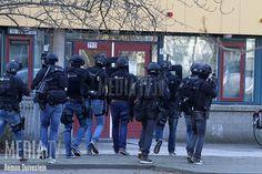 Dutch police CT unit DSI