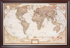 Just ordered! Been looking for the perfect map to pin my travels -- think I finally found it!