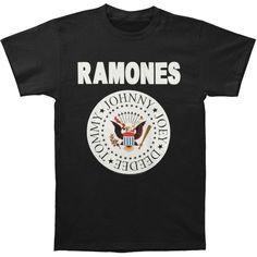 The RAMONES Punk Rock T Shirt Destroyer Brazil Ramones Seals CJ Ramone American Tee euro sizeS-XXXL #Affiliate