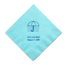 Personalized Napkins - LUNCHEON (Bridal Shower)