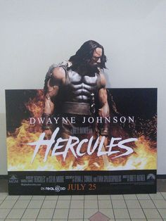 Hercules opens on 7/25/14 at a Classic Cinemas Theatre near you!