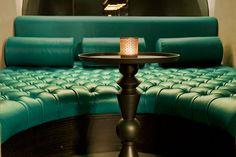 Booth Seating by Fitz Impressions at Dirty Martini, London   Fitz Impressions