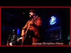 Kane at the City Limits Saloon in Raleigh, NC on Saturday, November 12th (dont know year)  off of youtube by theckgirlnamedrose & alwayschristiankane dot com THINKING OF YOU