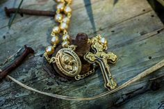 Great grand mother's rosary beads