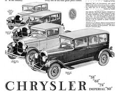 1928 Chryslers | Flickr - Photo Sharing!