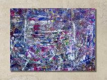 Moderne Abstrakte Kunst Acrylbild Leinwand Unikat   http://de.dawanda.com/shop/A-Winkler