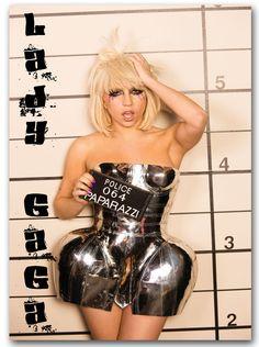Lady Gaga #paparazzi