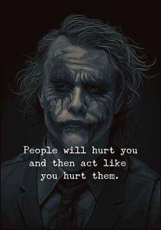 The Joker - Heath Ledger Quotes Best Joker Quotes. The Joker - Heath Ledger Quotes. Why So serious Quotes. Dark Quotes, Wise Quotes, Mood Quotes, Positive Quotes, Motivational Quotes, Inspirational Quotes, Dark Knight Quotes, Status Quotes, Real Life Quotes
