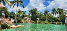 Relax In A Tropical Wonderland At America's Biggest Freshwater Swimming Pool In Florida Paradise On Earth, Local Attractions, Coral Gables, Florida Travel, Tropical Paradise, Wonderful Places, Day Trips, Fresh Water, Trip Advisor