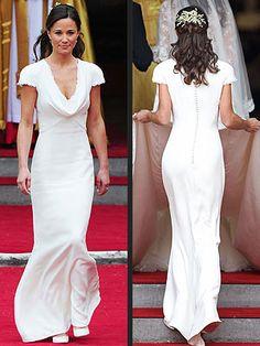 Pippa Middleton Dress on Net-a-Porter : People.com