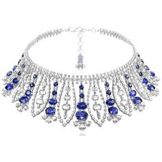 chopard necklace - 颈链 - 珠宝展示 - 上海珠宝网(www.021Jewel.com) ❤ liked on Polyvore featuring jewelry, necklaces, chopard, chopard necklace, chopard jewellery and chopard jewelry