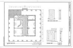 HABS LA,3-GEIM.V,1- (sheet 3 of 9) - Ashland Belle Helene Plantation, Highway 75, Geismar, Ascension Parish, LA