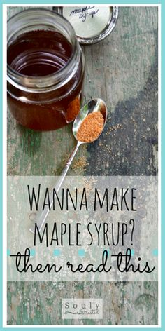 Backyard Maple Syrup | DIY maple syrup | tapping maple trees | collecting sap | making your own syrup | Maple sugar | farm to table | all-natural sweetener | homestead | homeschool | living simply | SoulyRested.com