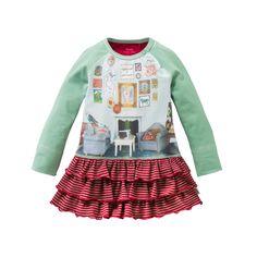 Oilily Autumn Winter 2014 Turtle Dress | Pre-Order £48 #oilily