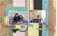 A Project by nicolemartel from our Scrapbooking Gallery originally submitted 04/30/13 at 11:18 PM