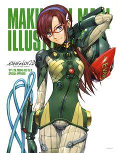 Evangelion - Mari