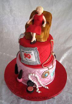 90th Birthday Cake by quaintcake, via Flickr Birthday Cake Wine, 90th Birthday Cakes, 90th Birthday Parties, Birthday Ideas, Grandma Cake, Dad Cake, Grandma Birthday, Mother Birthday, Cake Pops