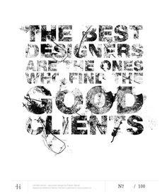 95d081198768ee fabien barral - typo graphic posters Typografie