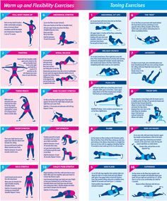 Workout Plans For Women   ... Consult with a physician before starting any diet or exercise program