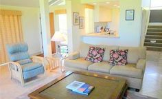 Oceanfront Townhouse with Private Lanai